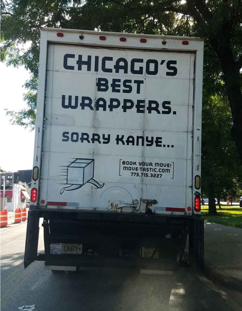 Chicago's favorite packing service: Move-tastic!
