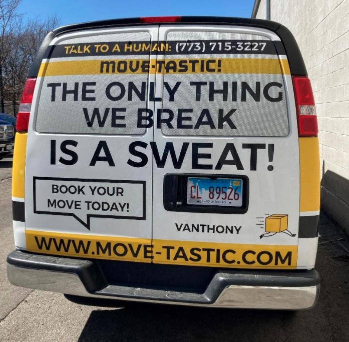 Safe and secure Chicago storage: Move-tastic!